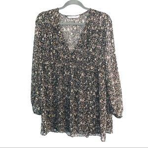 Zara Floral Mini Dress/Tunic